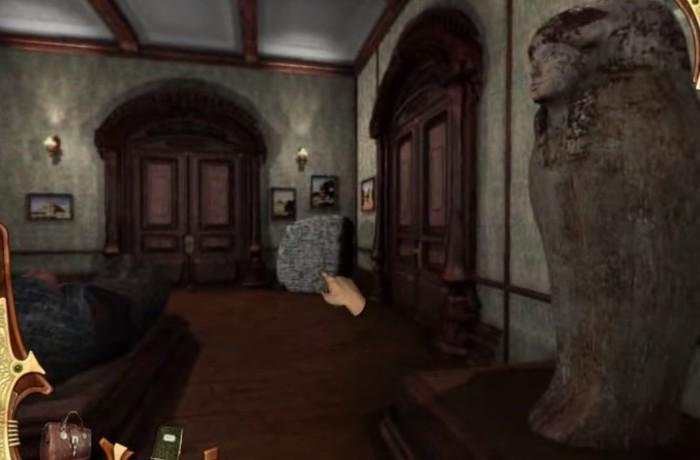 Шерлок Холмс Пять египетских статуэток