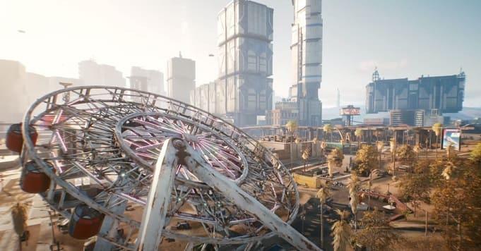 Cyberpunk 2077: системные требования, сайт Найт-Сити, районы и банды