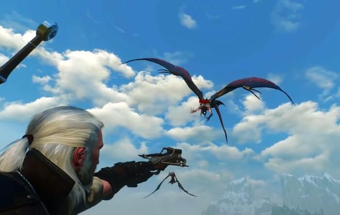The Witcher 3 игры серии