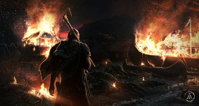 ТОП 13: Лучшие игры про Викингов и Скандинавскую мифологию
