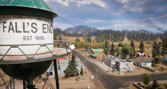 Far Cry 5 серия игр