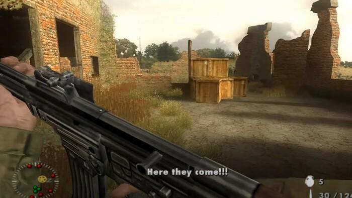 Medal of Honor Vanguard (2007) все игры серии