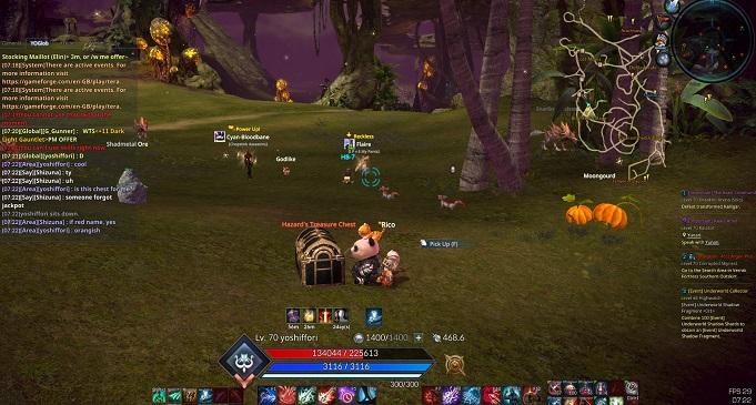Tera Online MMORPG для слабых ПК