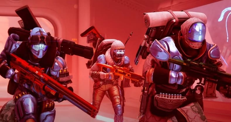 Destiny 2 За гранью света