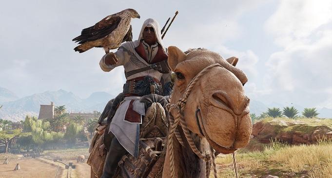 Assassin's Creed Origins похожие на Skyrim