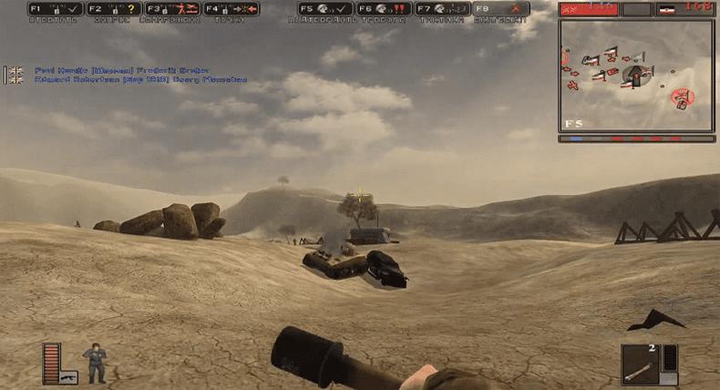 Описание всех частей серии игр Battlefield в хронологическом порядке