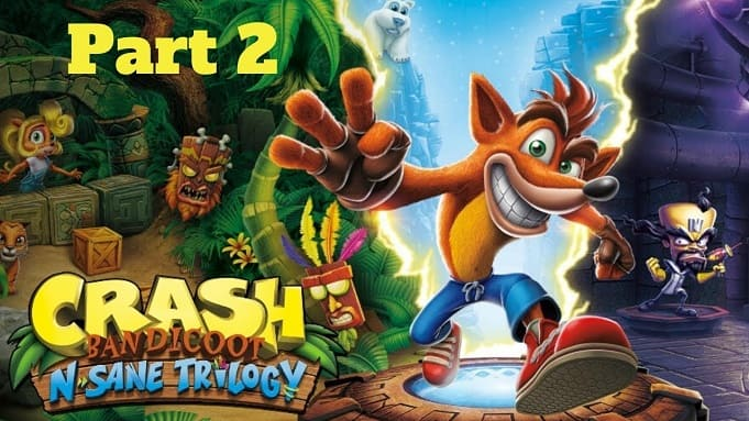 Crash Bandicoot™ N. Sane Trilogy (2018) игры для геймпада на пк