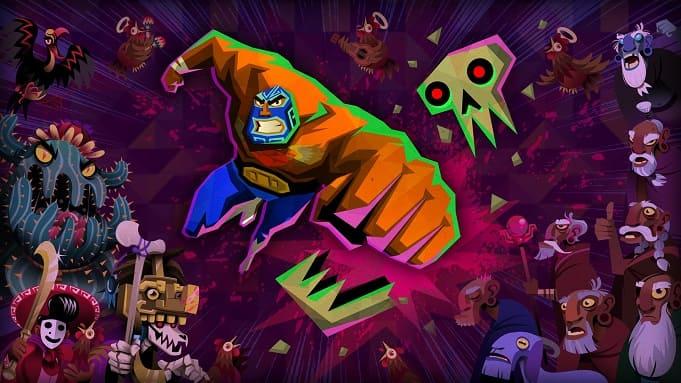 Guacamelee! 1 и 2 (2013, 2018) игры для геймпада на пк