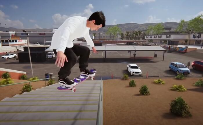 Игры про скейтборд Skater XL