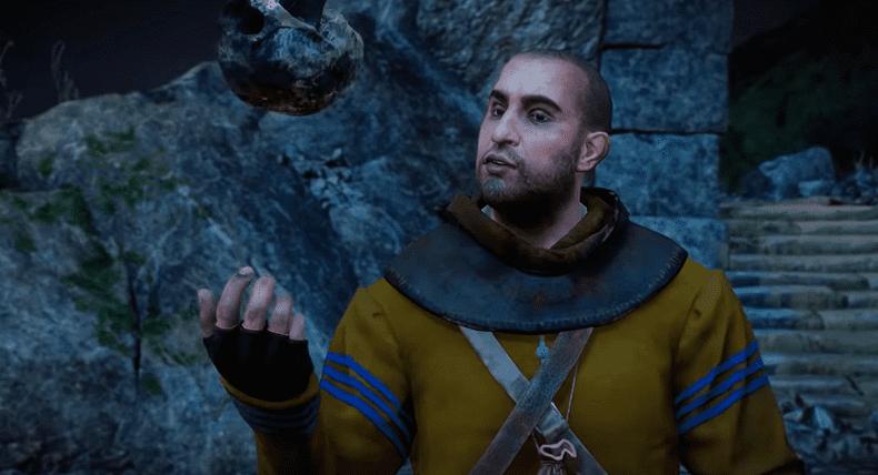 Концовки Ведьмак 3: Каменные сердца - 2 разные концовки и на что они влияют