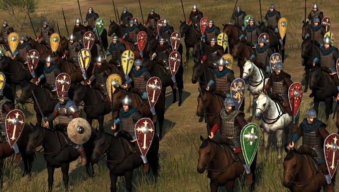 Total War - История создания и существования франшизы. Все части Total War в хронологическом порядке