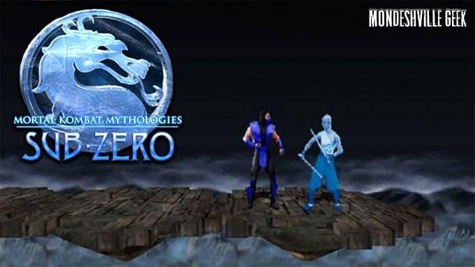 Mortal Kombat Mythologies: Sub-Zero (1997)