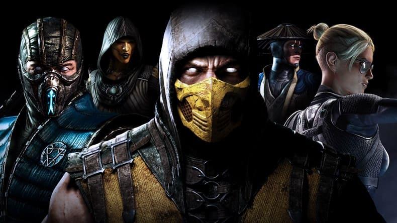 Mortal Kombat серия игр
