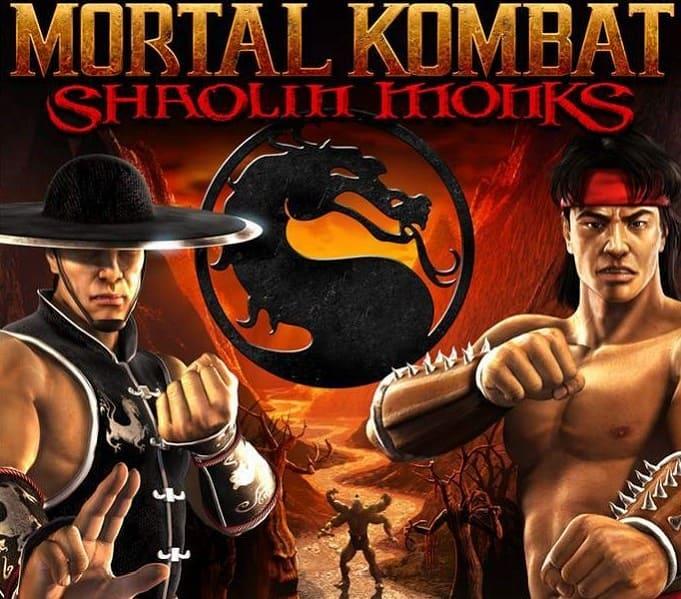 MK: Shaolin Monks (2005)