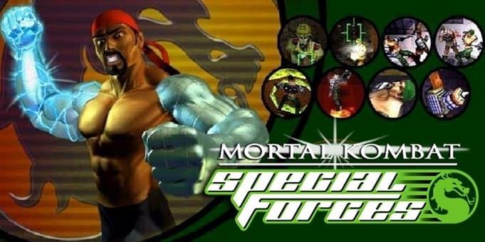 Mortal Kombat: Special Forces (2000)