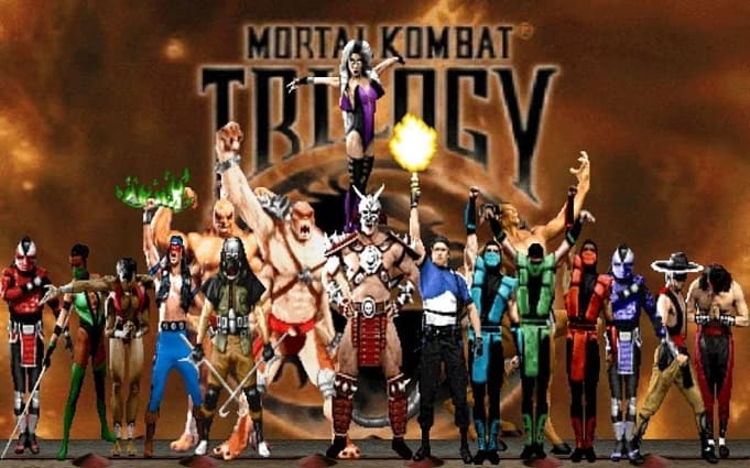 Mortal Kombat Trilogy (1996)