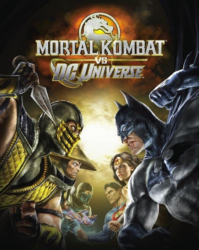 Mortal Kombat vs. DC Universe (2008)