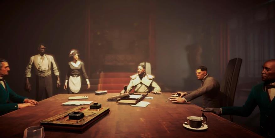 подставной герцог - концовки dishonored 2