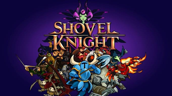Shovel Knight (2014) игры для геймпада на пк