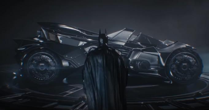 Описание всех частей серии игр Batman в хронологическом порядке