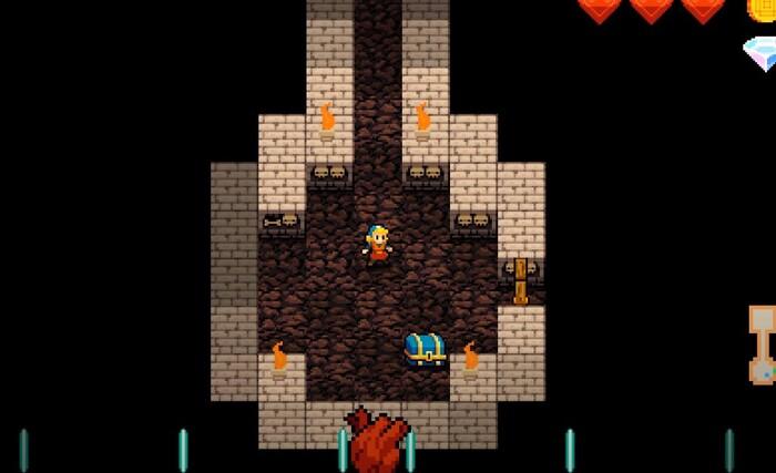 Crypt of the Necrodancer танцы игры