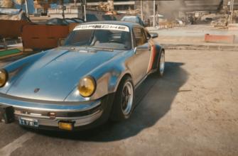 Как получить Porsche 911 II (930) TURBO