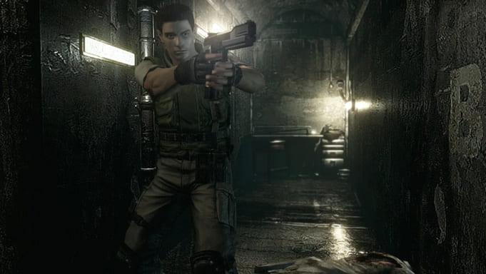 Resident Evil все части серии игр в хронологическом порядке