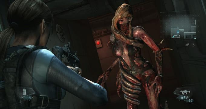 Resident Evil: Revelation