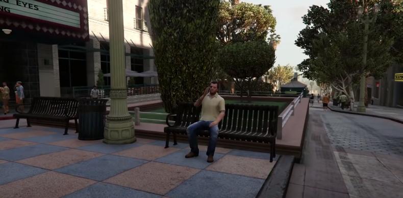 Серия игр GTA