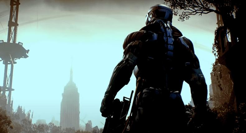 Описание всех частей серии игр Crysis в хронологическом порядке