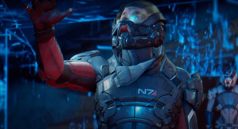Описание всех частей серии игр Mass Effect в хронологическом порядке
