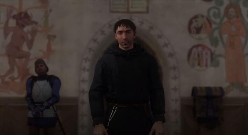 Священник из Сазавы