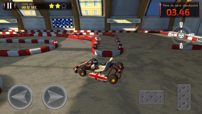Go-Kart Racing картинг