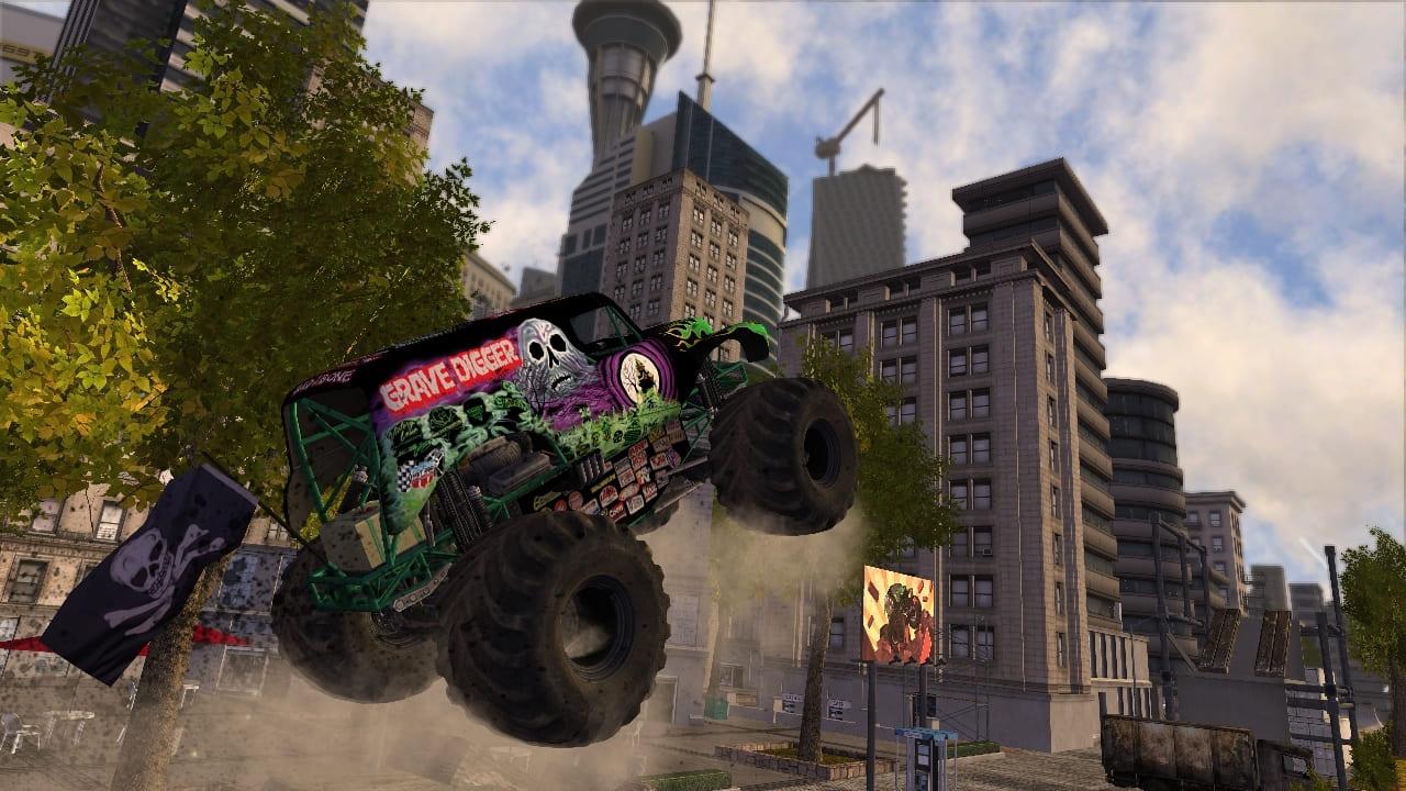 Monster Jam: Battlegrounds