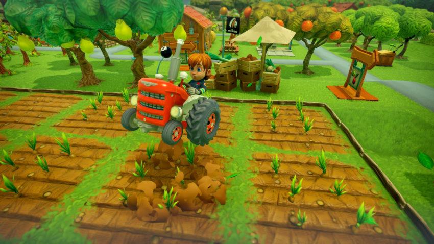Игра Farm together
