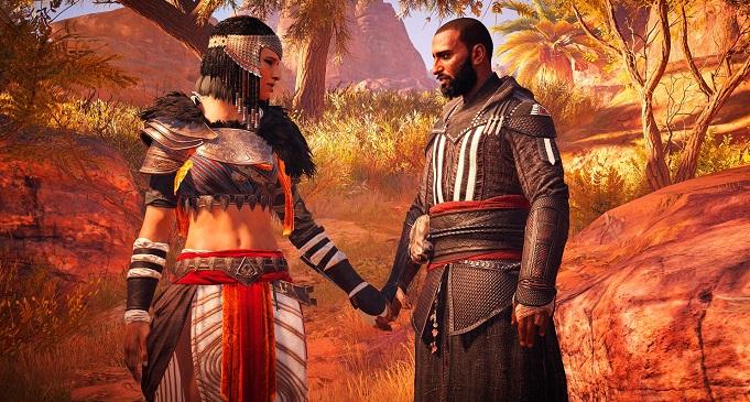 Какая часть Assassin's Creed лучшая?