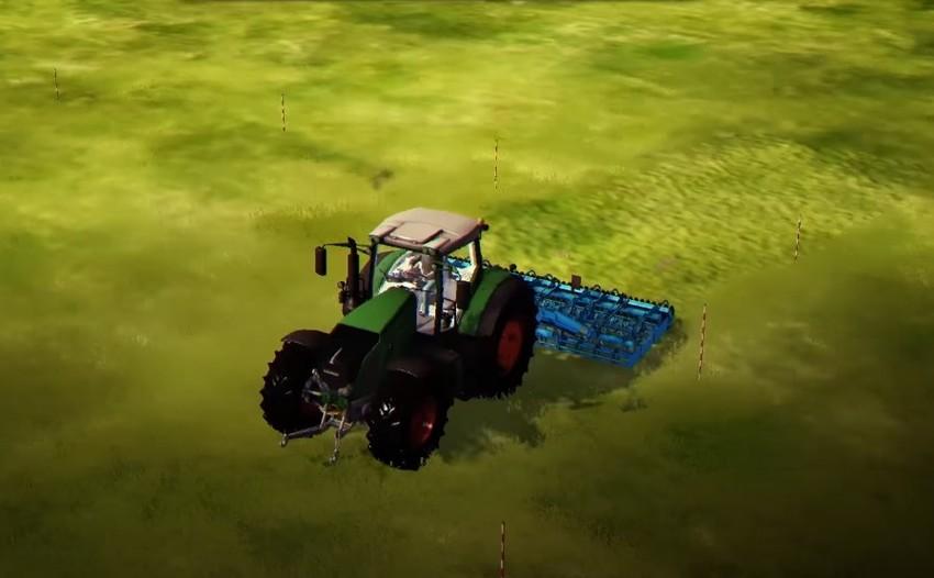 Agricultural Simulator 2013 про фермерство