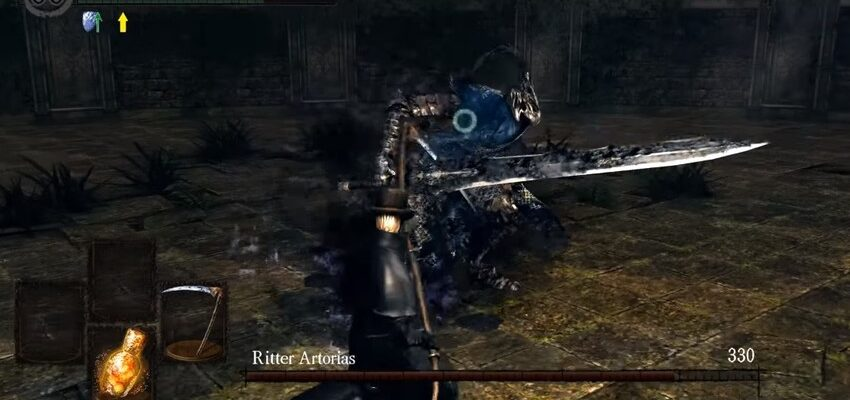 Арториас в Dark Souls