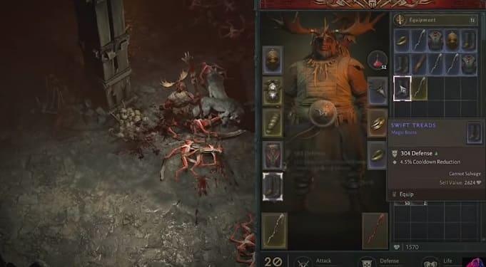 Ежеквартальный отчёт разработчиков Diablo IV