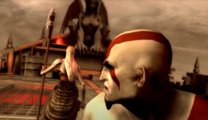 Хронология серии игр God of War: великая война древнегреческих богов