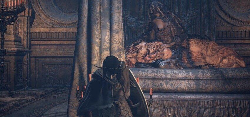 Розария Dark Souls 3