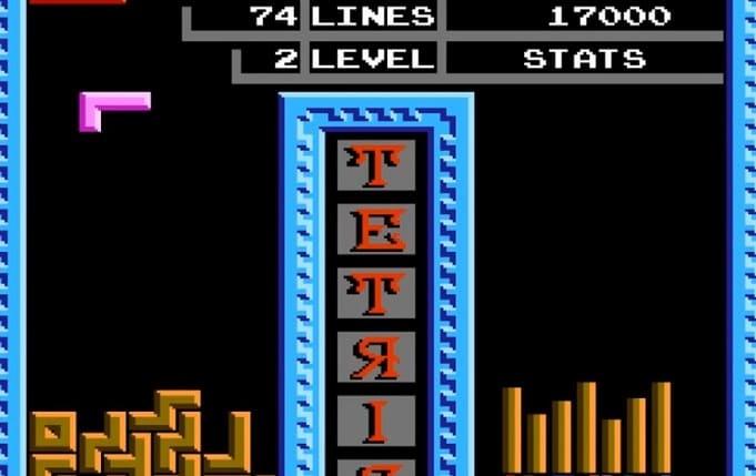 Tetris dendy
