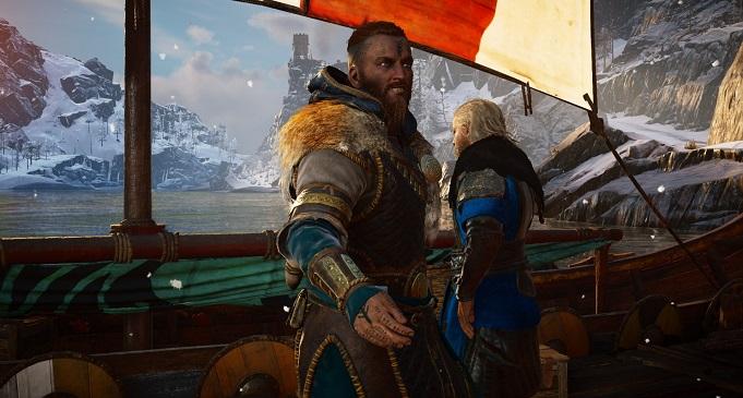 Assassin's Creed Valhalla - обзор игры про викингов от Ubisoft