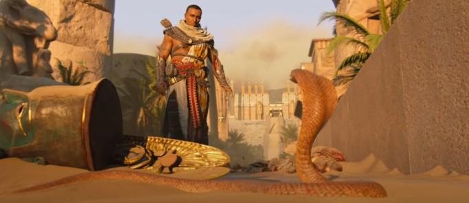 Берегитесь скарабеев: игры про Древний Египет