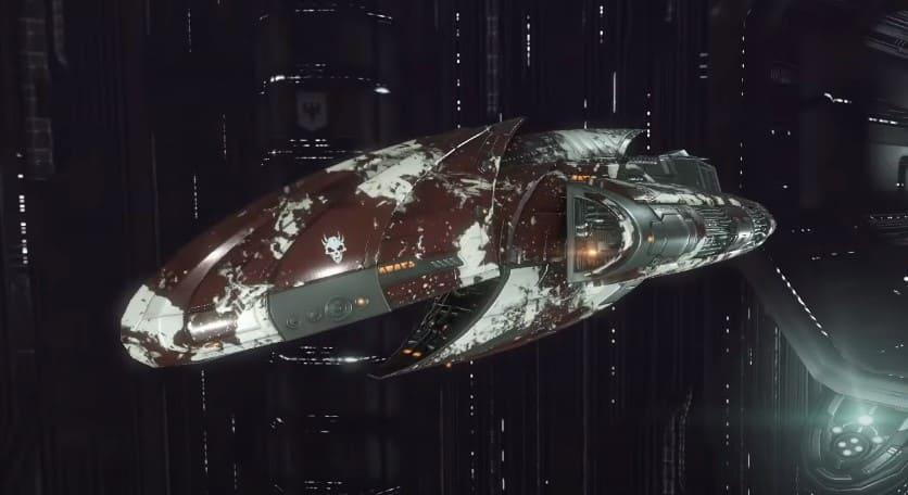 Корабли в EVE Online и их классы в игре