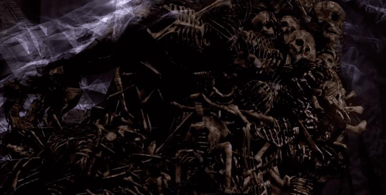 Нито Повелитель Могил Dark Souls - кто это и как победить