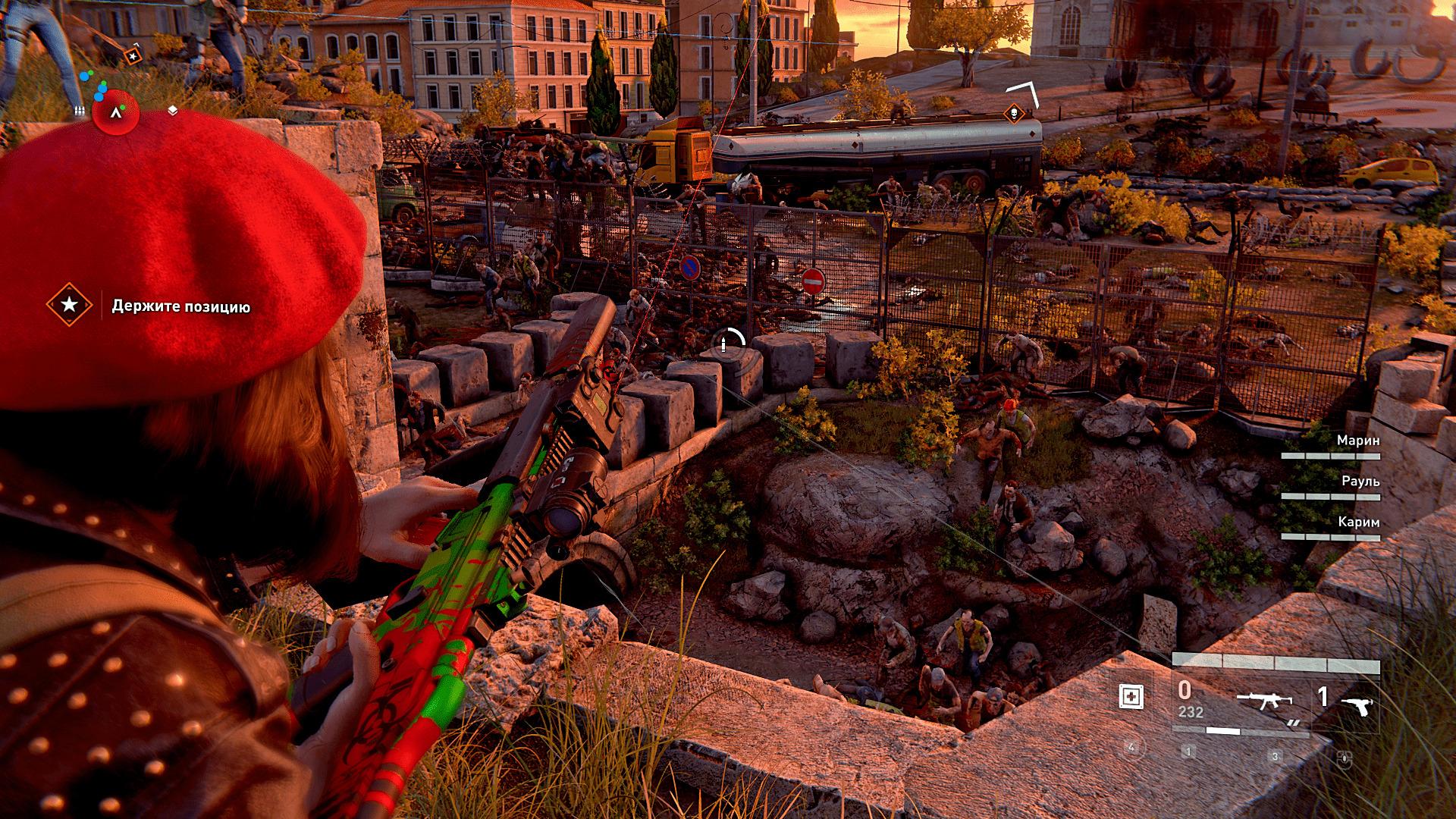 Обзор World War Z - достойный конкурент Left 4 Dead и Zombie Army