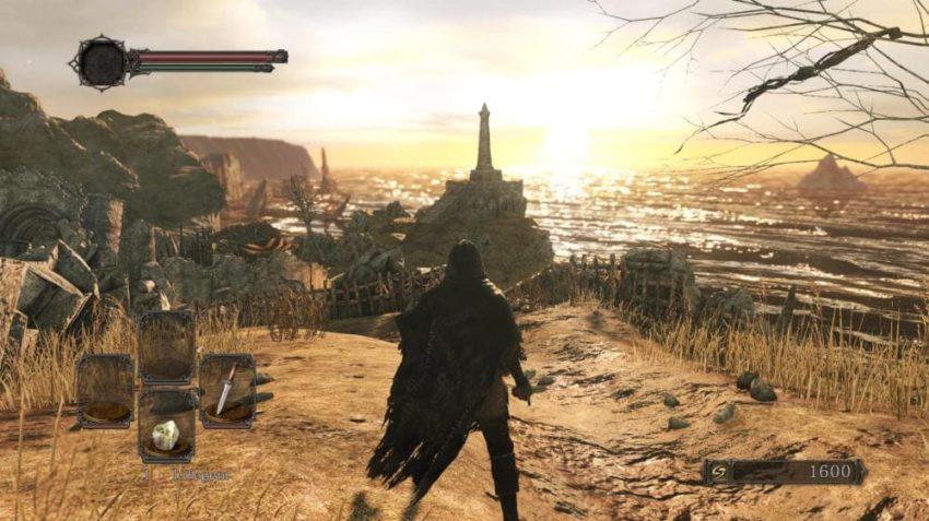База Маджула в Dark Souls 2