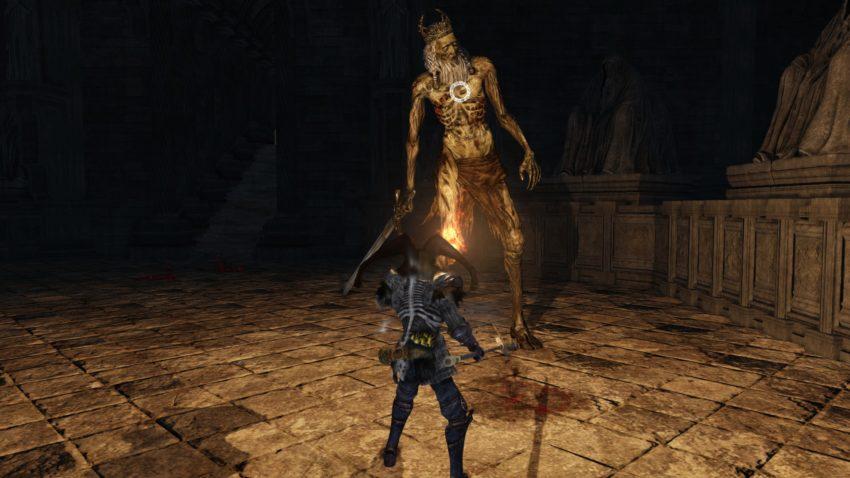 Вендрик в Dark Souls 2