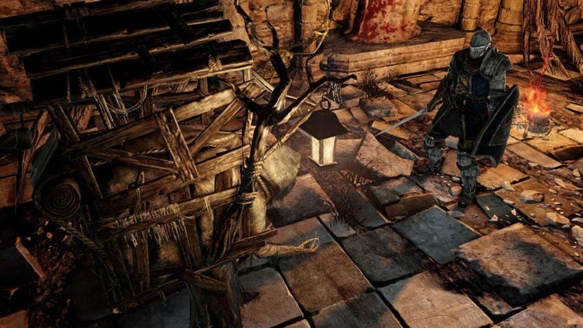 Торговка Мелентия Dark Souls 2